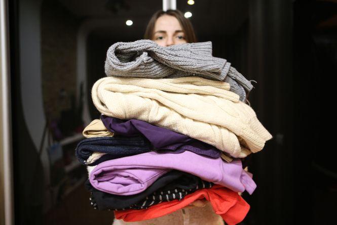 Здавай старий одяг — допомагай іншим. Куди у Вінниці можна віддати непотрібні речі?