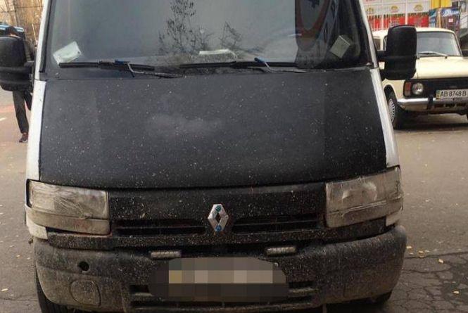 Смертельна ДТП на Келецькій. За кермом мікроавтобуса не було водія