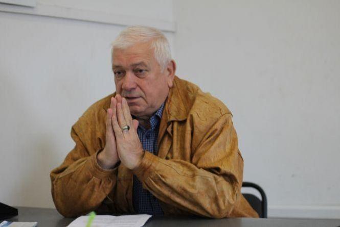 Від ускладнень COVID-19 помер ексректор педуніверситету Олександр Шестопалюк