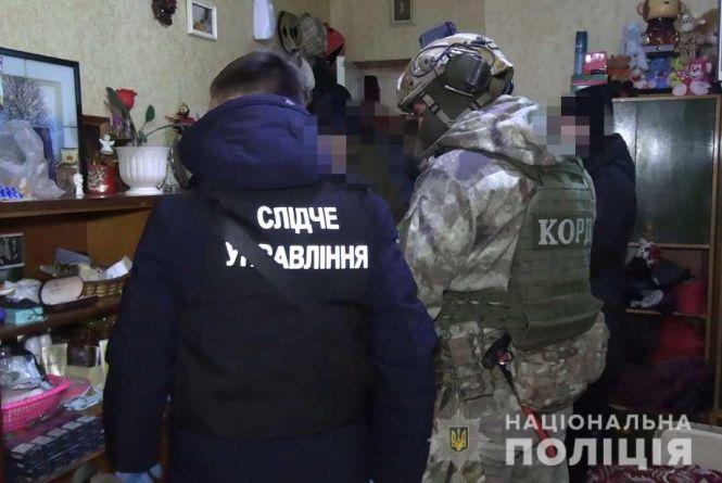 У Вінниці КОРДівці накрили банду, яка продавала важкі наркотики