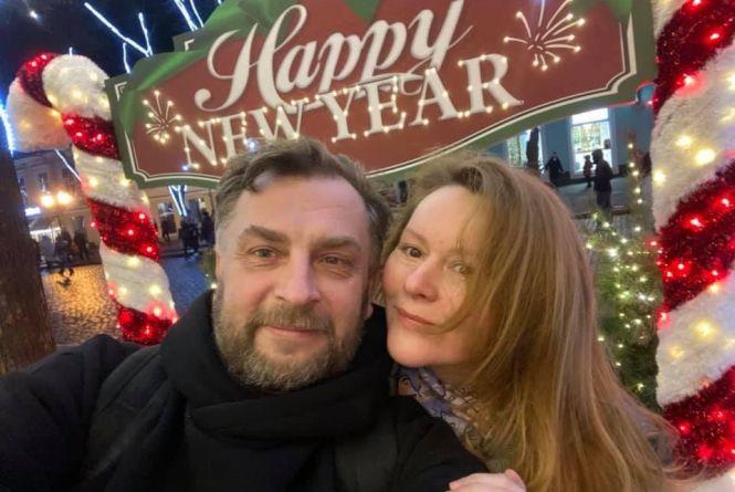 У родинному колі та на прогулянках. Як відомі вінничани зустрічали Новий рік