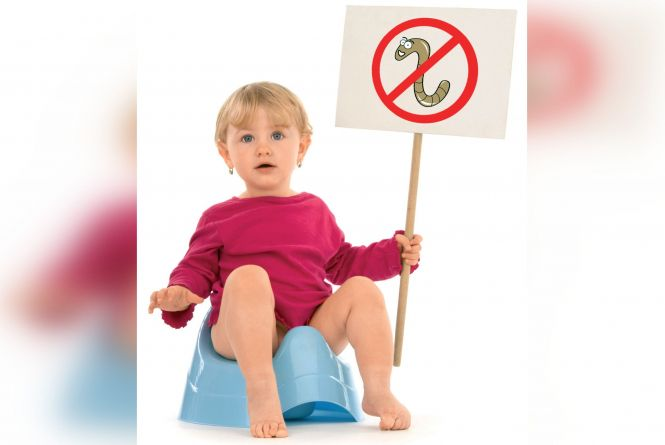 ТОП- 5 міфів про глисти. Ви вже своїм дітям їх «прогнали»?