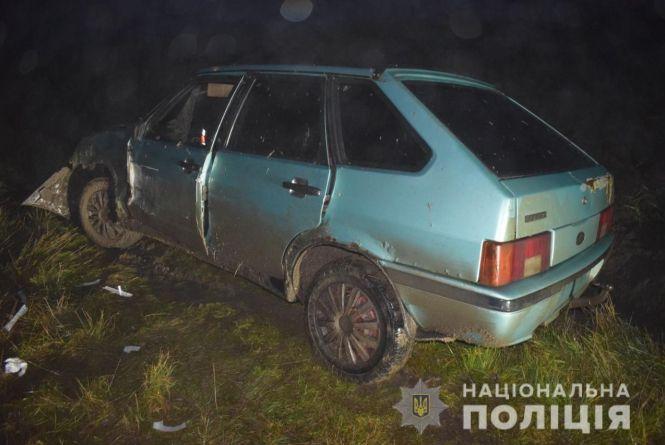 П'яна смертельна ДТП в Кирнасівці: водій на ВАЗі збив чоловіка та втік