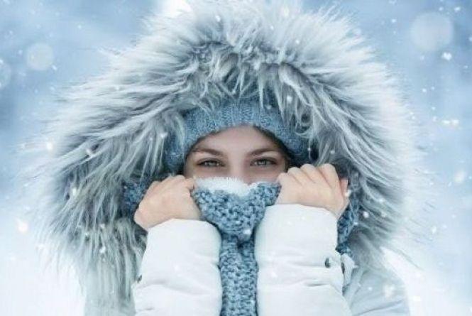 Очікується до -20 градусів. ТОП-6 рекомендації, як уберегтися від переохолодження