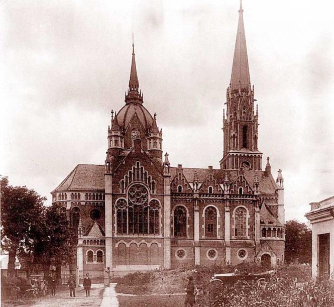 Парафіяльний костел (Тернопіль) — Вікіпедія
