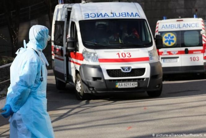 Вінниччина лідирує за кількістю випадків. Яка ситуація з COVID в Україні?