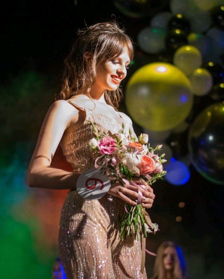 На конкурсі «СтудМіс України 2019» Житомирщину представить Аделіна Міщенко