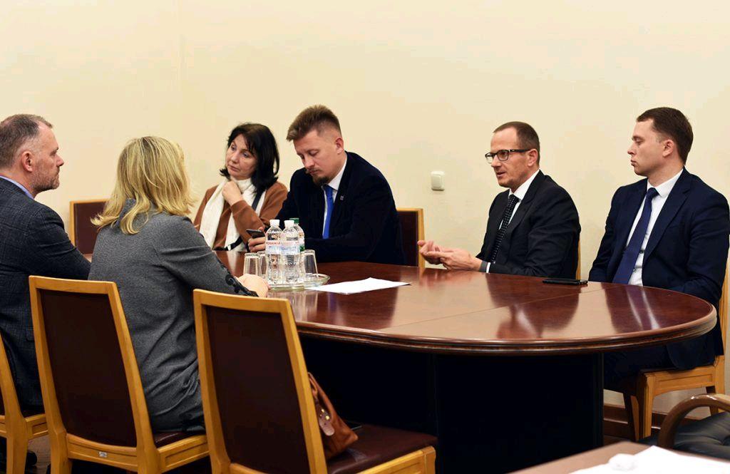 Данські інвестори зацікавились співпрацею з Житомирщиною