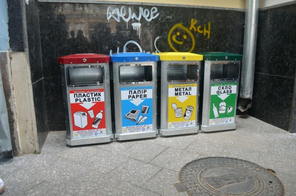 Брудний Житомир: що містяни думають про сміття у місті. ОПИТУВАННЯ