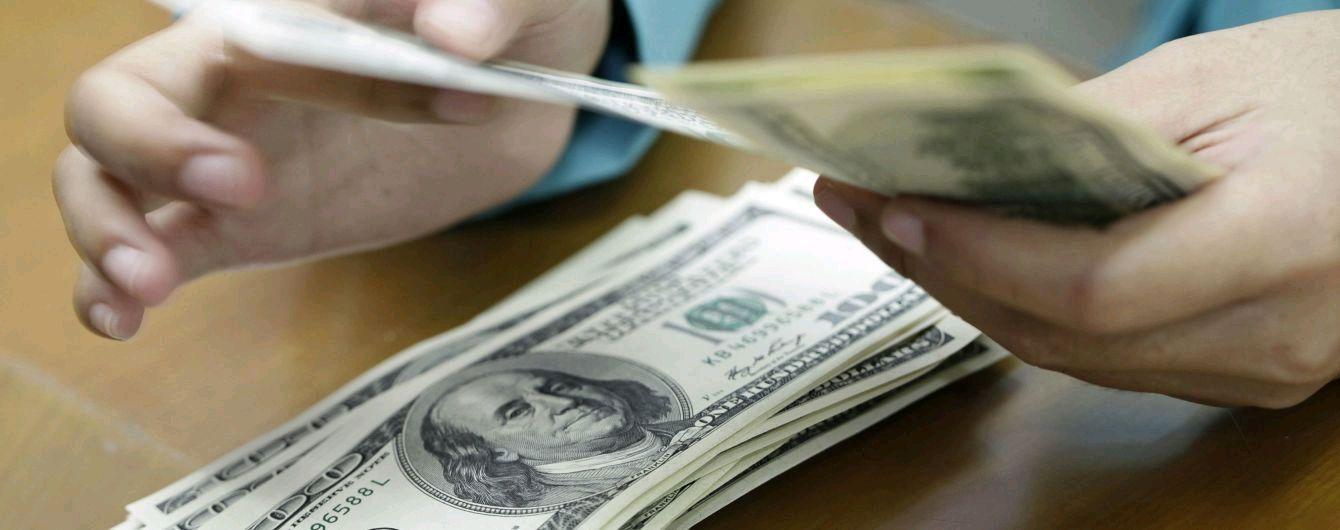 Курс валют на 19 листопада:НБУ опустив курс долара та євро
