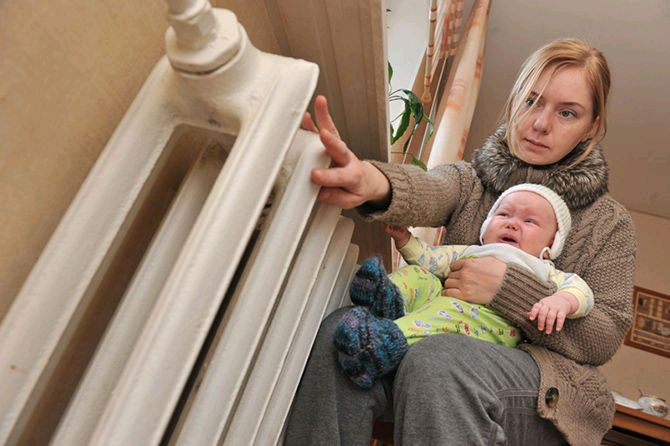 Опалення без тепла: де житомиряни все ще мерзнуть в квартирах