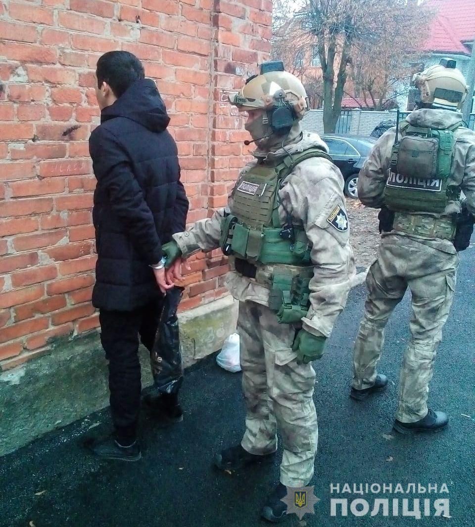 У Житомирі затримали розшукованого Інтерполом за вбивство члена терористичної організації «Ісламська держава»
