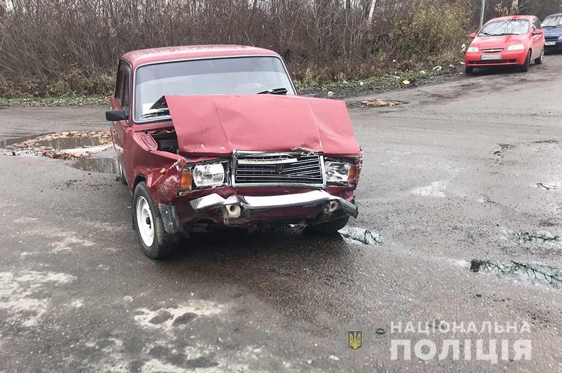 На Бердичівщині сталося два ДТП з трьома постраждалими