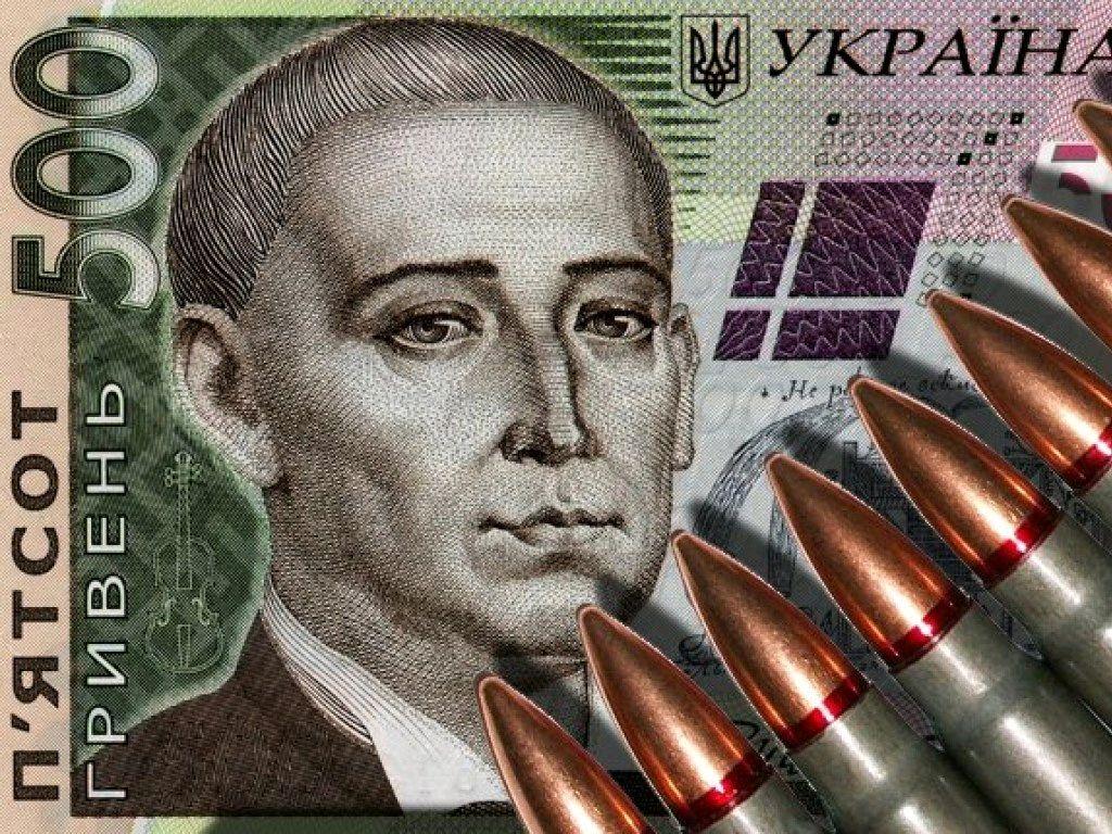 З початку року українські армійці отримали понад 185 млнгрнвійськового збору від платників Житомира