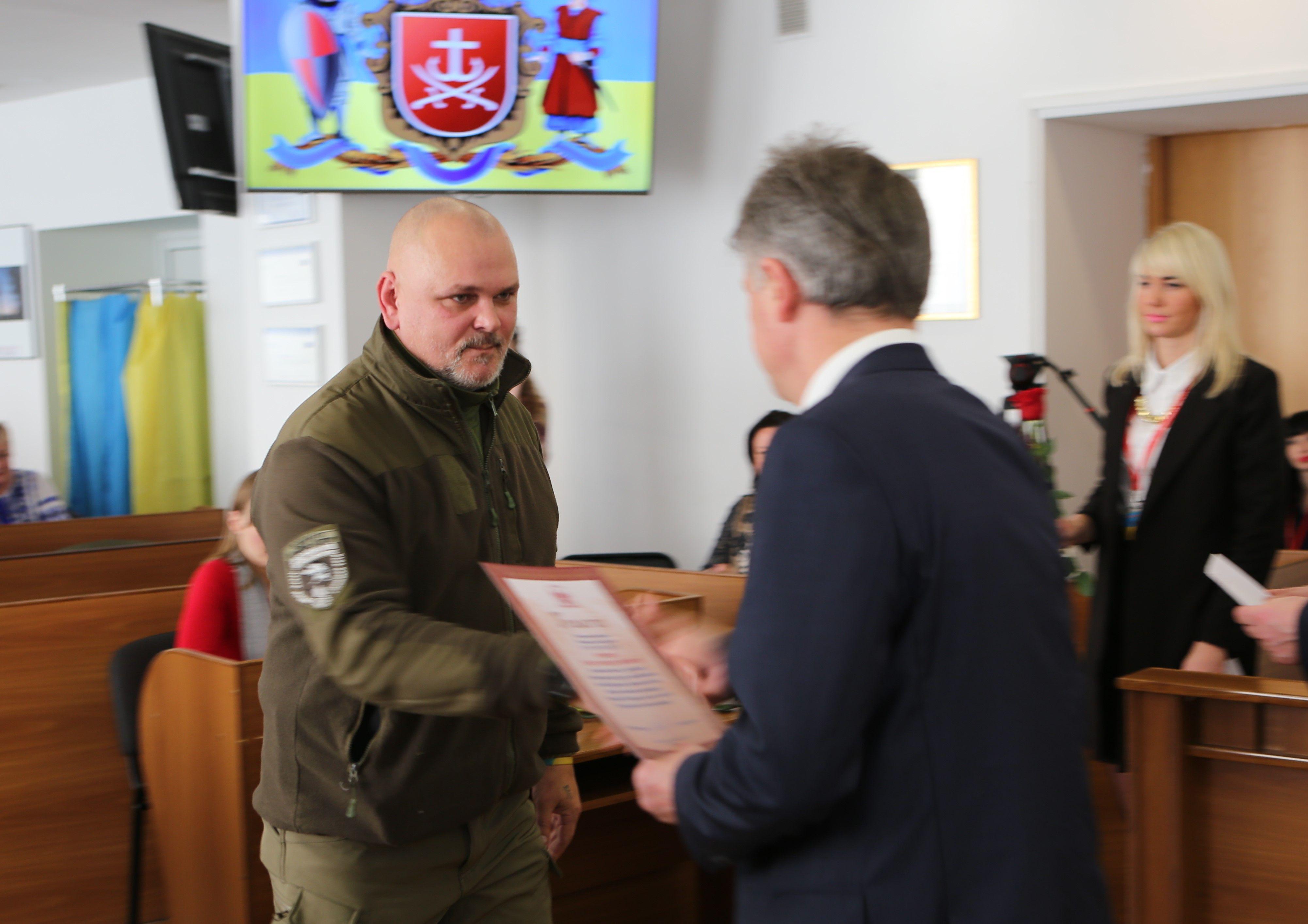 «Найважче у цій справі — байдужість людей» Вінничанин Олег Рудик став волонтером після служби в АТО