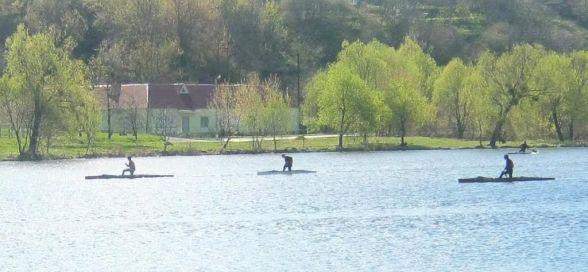 За підсумками кубкових змагань сформують юнацьку збірну Вінниччини з веслування