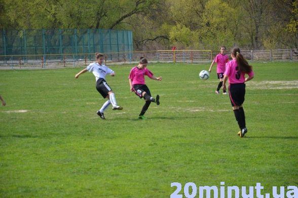 У Тернополі стартував чемпіонат України з футболу серед 14-річних дівчат