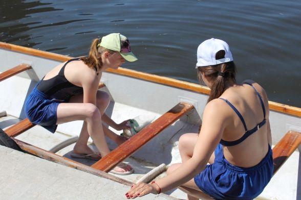 Турнір з веслування на Південному Бузі. «Сіли щільно по бортах і притиснулися, хлопці!»